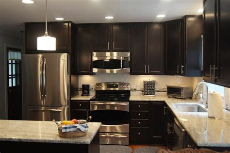 Remodeled Kitchen Ideas - kitchen remodel tab services inc