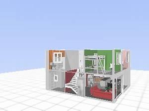 plan maison 3d logiciel gratuit pour dessiner ses plans 3d With logiciel plan de maison 7 plan maison 3d gratuit et facile sofag