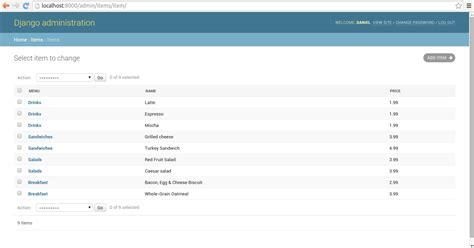 admin date selection calendar in django forms set up and customize django models in the django admin