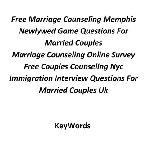 premarital counseling questions marriage counseling questions pdf