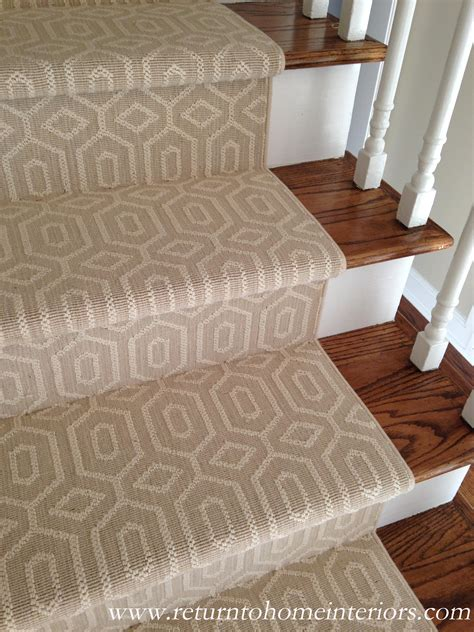 carpet runners for stairs choosing a stair runner some inspiration and lessons