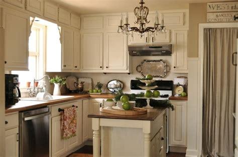 exles of painted kitchen cabinets cuisine ancienne pour un int 233 rieur convivial et chaleureux 8891