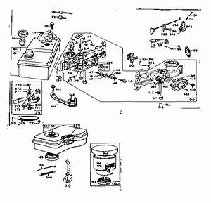 Briggs And Stratton 500 Series Carb Diagram