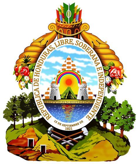 Escudo de Honduras - Wikipedia, la enciclopedia libre