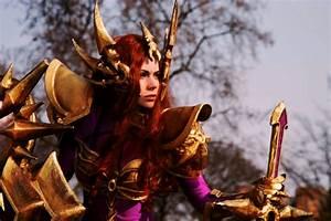 Leona, The Radiant Dawn - LoL Cosplay - Professional ESPORTS