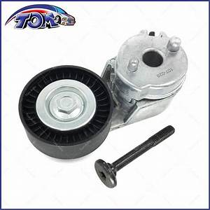 New Serpentine Belt Tensioner Pulley For Jeep Wrangler