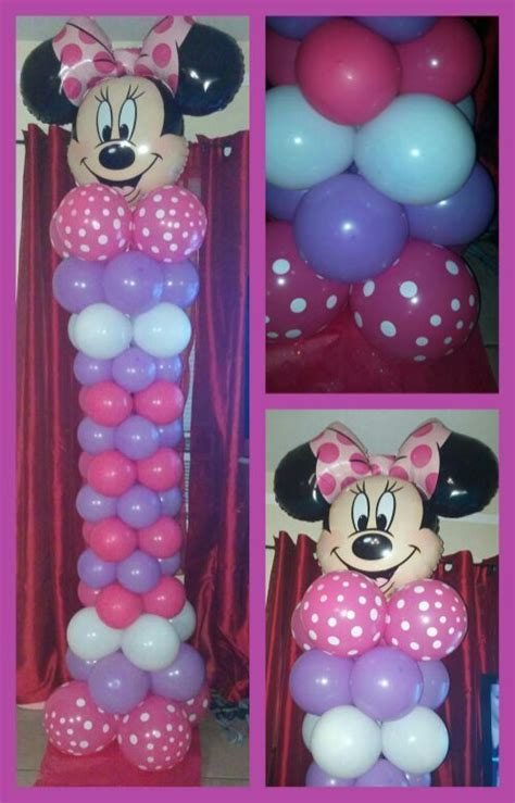 Mickey And Minnie Balloon Decorations - 1277 best minnie mickey mouse ideals images on