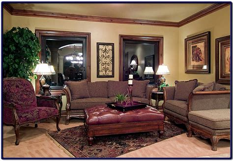 living room picture of luxury custom home