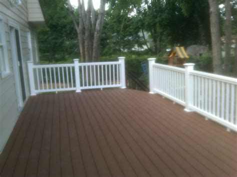 beautiful decks basic single level mulit level paver