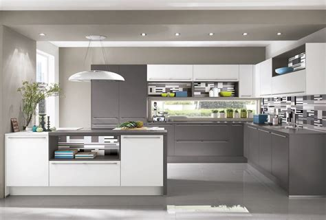 modele de cuisines modeles de cuisine modele cuisine lineaire 35 modles de