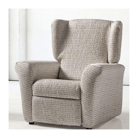 housse de canapé extensible housse fauteuil relax extensible letras
