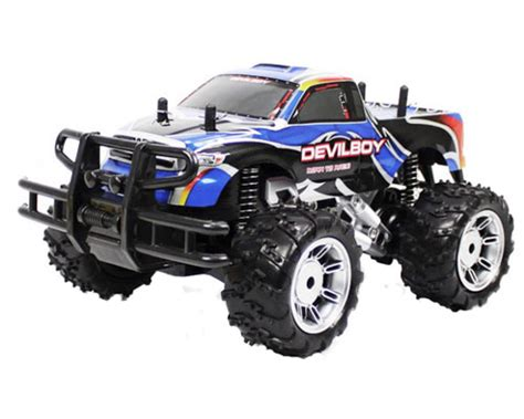 remote control monster trucks videos 1 14 devilboy remote control monster truck working