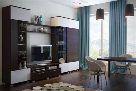 Модульная мебель для гостиной Роника композиция 2