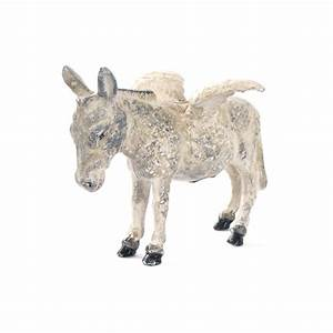 Red Barn Mercantile - Donkey with Wings Bank