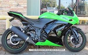 2009 Kawasaki EX250 250cc Ninja Used Street bike Used ...