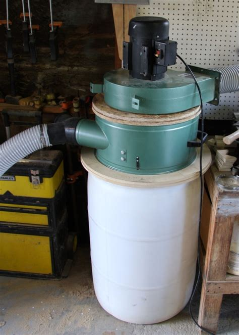 making  cyclone chip separator   dust collector