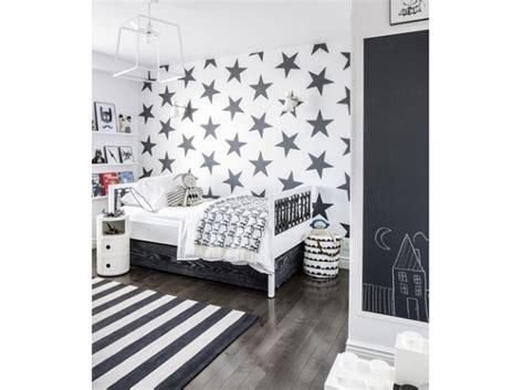 chambre ado fille noir et blanc deco chambre fille noir et blanc