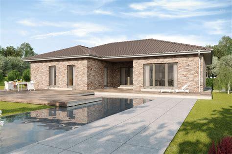 Häuser Grundrisse Beispiele by Bungalow U Form Hausentwurf Bungalow U Form Okal Haus