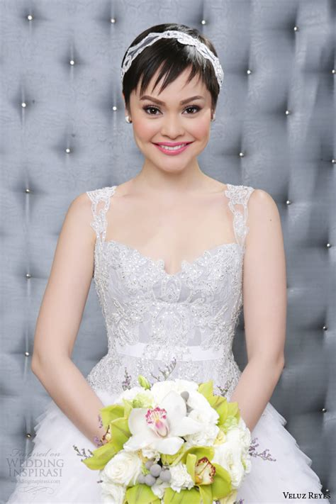 Veluz Reyes 2014 Ready To Wear Bridal Collection Wedding
