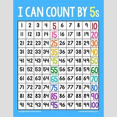 The Secret To Skip Counting In Kindergarten!  Count, Skip Counting And Charts