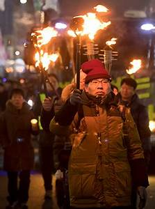 South Koreans' resolute march for president's New Year's ...