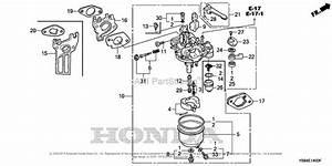 Honda Wt30xk3 Ac  A Water Pump  Jpn  Vin  Wabj