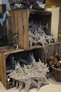 Obstkisten Holz Kostenlos : sternen in obstkisten nat rlich dekorieren holz obstkiste ladenimpression obstkiste ~ Buech-reservation.com Haus und Dekorationen