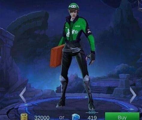 avatar mobile legend lucu michael redmon