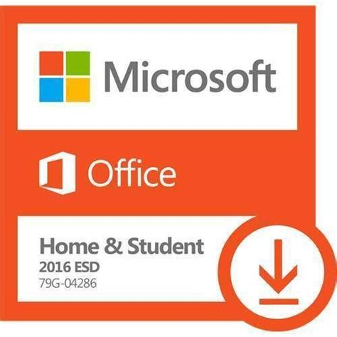 Office Home Student 2016 For Pc by Microsoft Office 2016 Home And Student For 1 Windows Pc