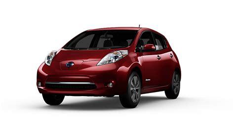 2016 Nissan Leaf Mile Range And Trim Levels