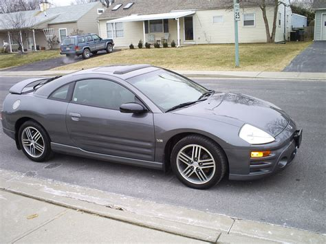 2003 Mitsubishi Eclipse by 2003 Mitsubishi Eclipse Information And Photos Zomb Drive