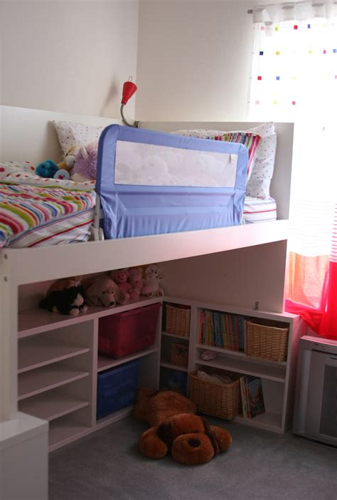 bed hack besta odda loft bed get home decorating