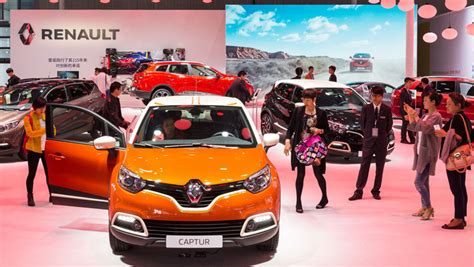renault china shanghai motor show renault set for headway on the