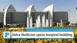 Sidra Medicine Opens Hospital Building