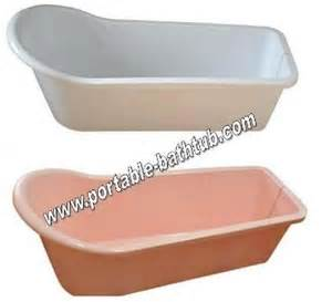 durable portable or mobile bathtub worldwide shipping for sale in bucloc cordillera