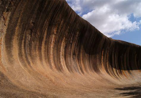 nature landscape waves rock australia clouds walls