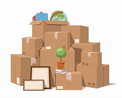 Moving Movers Vector Move Costs Clip Illustrations