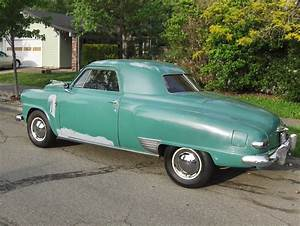 All Business 1949 Studebaker Champion Regal Deluxe