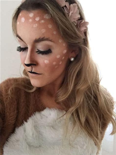 karneval kostüm reh deer costume kost 252 m selfmade naddelfromtheblock