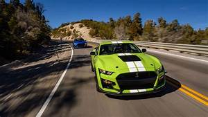 2020 Ford Mustang Shelby GT500 Review: The Price of Perfection - The Drive