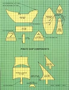Build A Cardboard Pirate Ship - Do-it-yourself