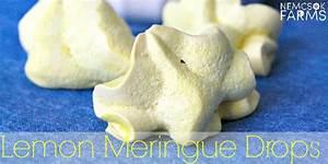 meringue drops