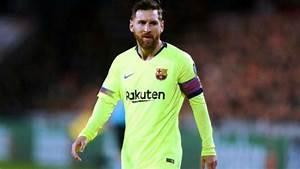 Levante Vs Barcelona Lionel Messi Cetak Tiga Gol