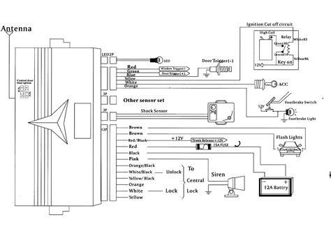 car alarm wiring diagram download