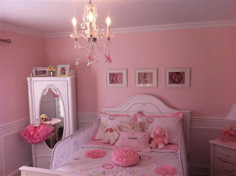 pink big girls room project nursery