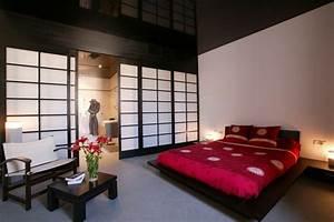 Feng Shui Bettwäsche : 80 bilder feng shui schlafzimmer einrichten ~ Frokenaadalensverden.com Haus und Dekorationen