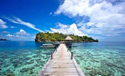 Pengen ke Pulau Raja Ampat Papua Barat tempat wisata