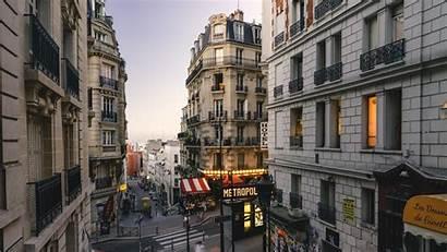 Paris Buildings Streets France Architecture Wallpapers Desktop