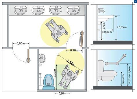 chaise wc pour handicapé accessibilité aménager un wc accessible pour handicapé