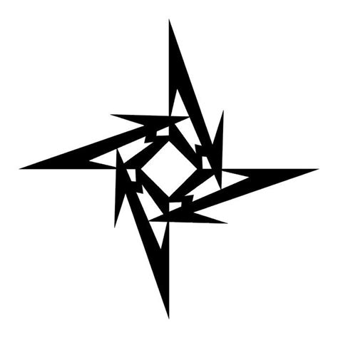 1000+ Ideas About Simple Tribal Tattoos On Pinterest